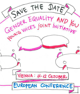 ''Gender Equality and YOU'', conferenza a Vienna sul futuro dell'uguaglianza di genere