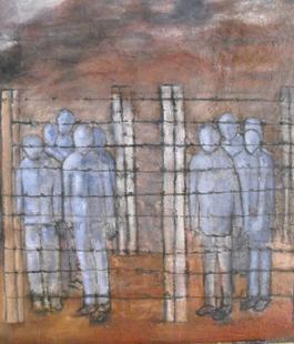 Giorno della memoria: testimonianza di Auschwitz nella pittura di Buba  Weisz Sajovits