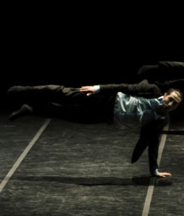 ''Format A2'', performance di danza dell'Opus Ballet alle Murate PAC