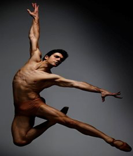 Musart Festival 2018: Roberto Bolle and friends in piazza SS Annunziata