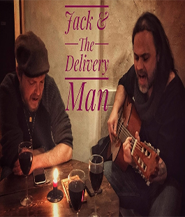 Jack & The Delivery Man in concerto all'Hard Rock Cafe Firenze