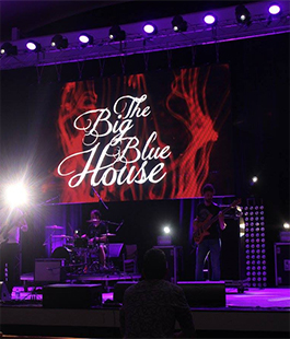 The Big Blue House in concerto all'Hard Rock Cafe Firenze
