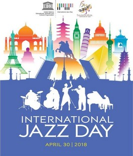 International Jazz Day - 2018 nella Villa Medicea di Cerreto Guidi