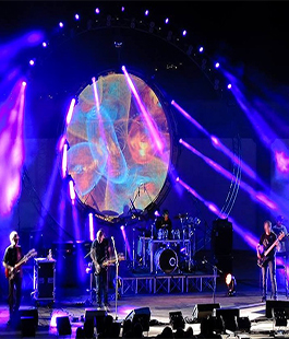''In The Flesh Tour'', Big One - Pink Floyd Tribute Band in concerto all'Obihall di Firenze