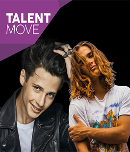 ''Talent Move'' con Thomas e Zic di Amici al Centro Gavinana di Firenze