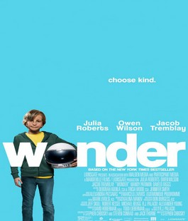 ''Wonder'', il film di Stephen Chbosky con Julia Roberts in lingua originale al Cinema Odeon