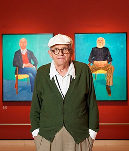 ''David Hockney dalla Royal Academy of Arts'', il film di Phil Grabsky al Cinema Odeon