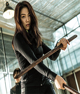 Al 16/mo Florence Korea Film Fest l'action movie al femminile ''The Villainess''