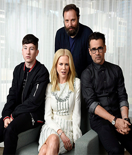 ''The Killing of a Sacred Deer'', il film con Nicole Kidman e Colin Farrell al Cinema Odeon