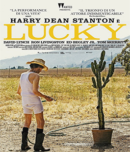 ''Lucky'', film d'esordio alla regia dell'attore John Carroll Lynch al Cinema Flora